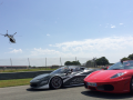 Ferrari 458 GT & Modena on Circuit