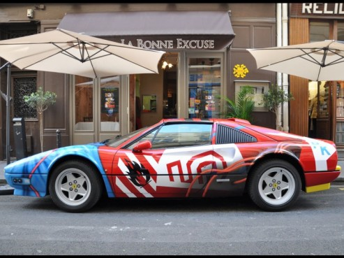 Ferrari GTS 328  © LQA - N. Meunier