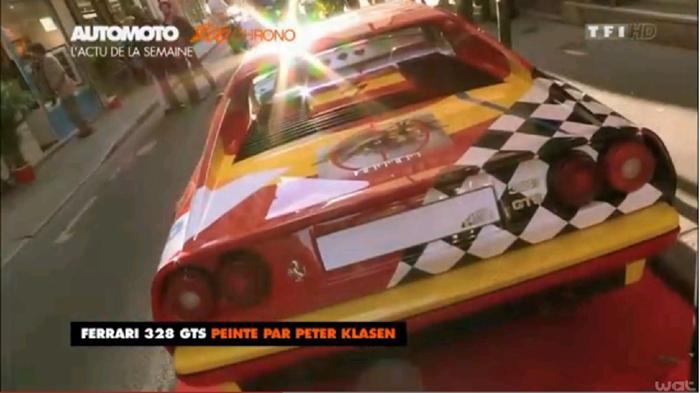 Ferrari GTS 328  © Auto Moto